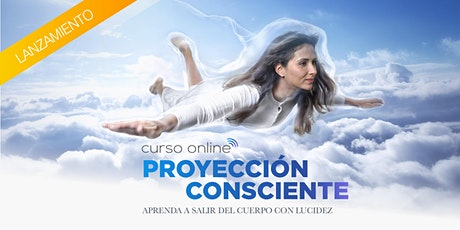 Curso online - Proyección Consciente entradas