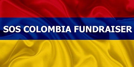 SOS COLOMBIA FUNDRAISER tickets