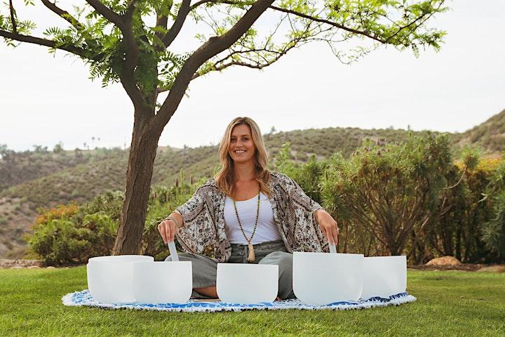 Thursday Morning Yoga & Sound Meditation with Lyndsay Pennington 5-27-2021 image