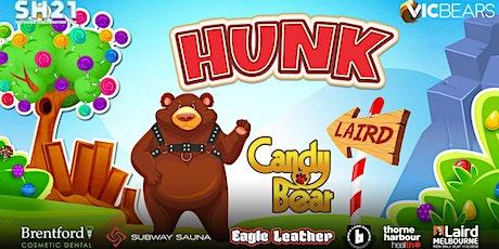 Southern Hibearnation 2021 - CANDY BEAR - Hunk tickets