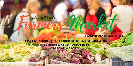 Lakeview Farmers' Market tickets