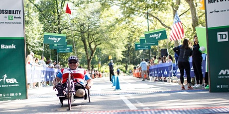 2021 Achilles Hope & Possibility® 4M Presented by TD Bank Bib Pickup tickets