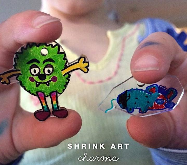 DIY Shrink Art Charms image