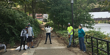 Trail Tuesday - Strip District  Cleanup tickets