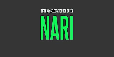 Nari's Birthday Party @FairouzLoungeVA tickets