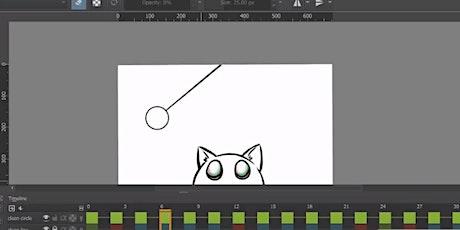 Animation Basics (13+) Art Intensives for Teens tickets