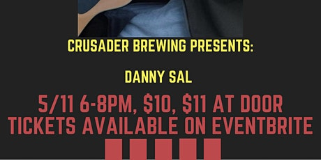 Troubadour Tuesday with Danny Sal tickets