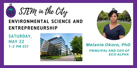 STEM in the City: From Environmental Stewardship to Entrepreneurship tickets