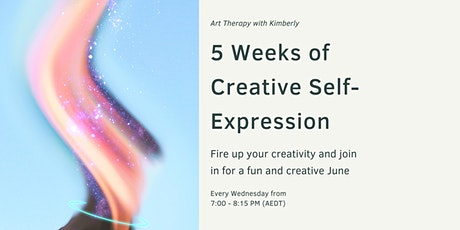 5 Weeks of Creative Self-Expression tickets
