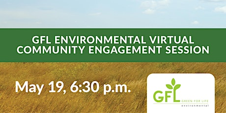 GFL Environmental: Hanna Community Engagement tickets