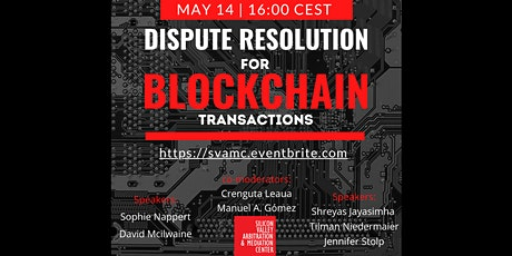 Dispute resolution of blockchain based transactions tickets