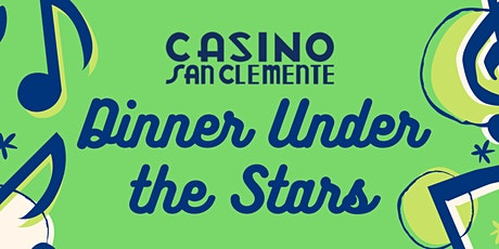 Dinner Under The Stars at The Casino: Francisco Torres Latin Jazz Quarter tickets