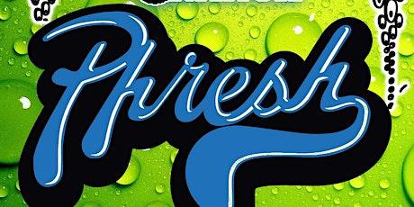 PHRESH - Phish Tribute tickets