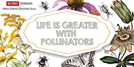 Garden in the Mountains: Pollinator Habitat - Conservation and Restoration tickets