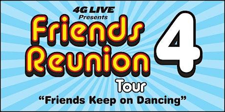4G LIVE Presents: Gregg Gruhl's Friends Reunion Tour 4 tickets