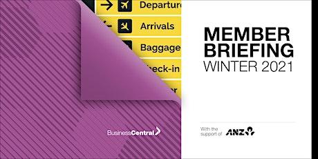 Member Briefing  Winter 2021 - Masterton tickets
