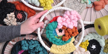 Online Live Circle Weaving Workshops tickets