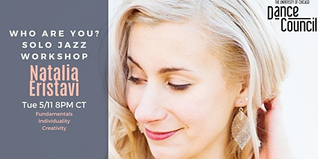Who Are You? - Solo Jazz Workshop with Natalia tickets