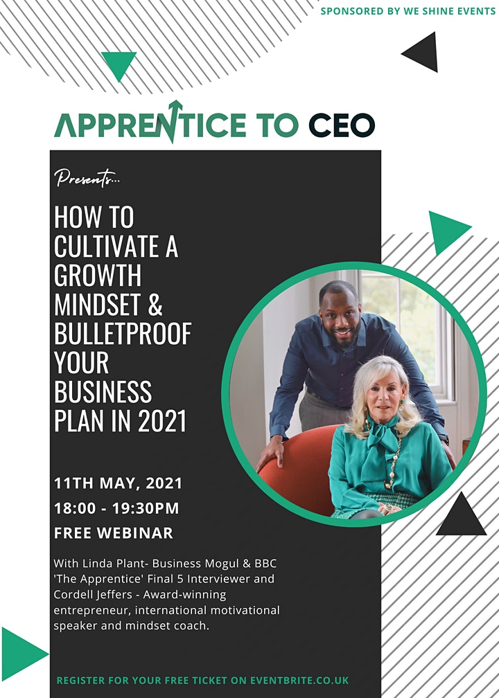 How to cultivate a growth mindset & bulletproof your business plan in 2021 image