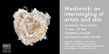 Artist talk - Meshwork: an intermingling of artists and skin tickets