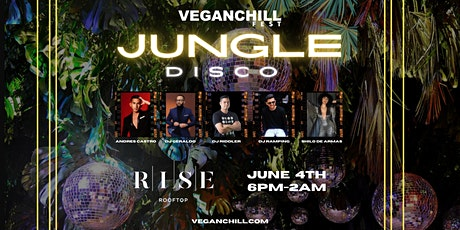 Jungle Disco @ RISE Rooftop tickets
