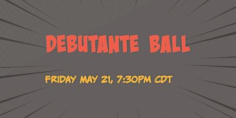 Debutante Ball tickets