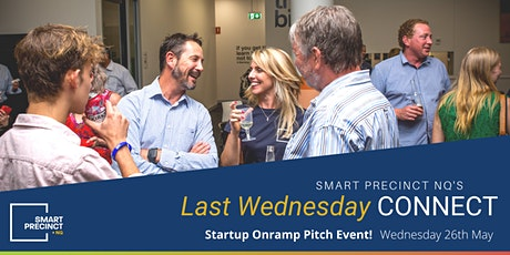 Last Wednesday Connect: Pitch Event tickets
