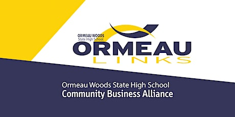Ormeau Links Information Breakfast tickets