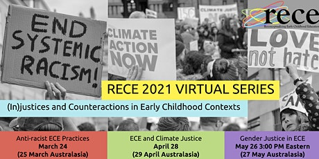 Feminism, Gender Justice and Resistance in Early Childhood Education tickets