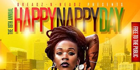 Happy Nappy Day tickets