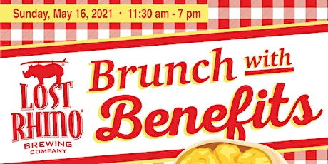 Lost Rhino's Brunch With Benefits - Potomac Falls Drama Boosters tickets