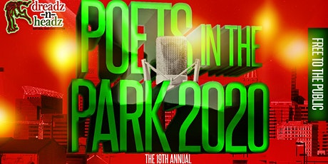 Poets in the Park tickets