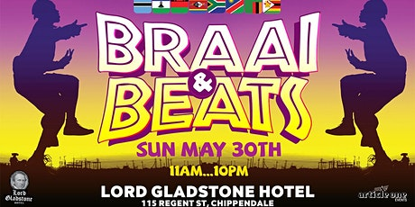 Braai & Beats - Bunny Chow Special! tickets