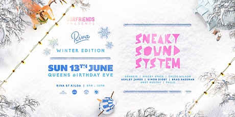 RIVA WINTER EDITION ft. SNEAKY SOUND SYSTEM tickets