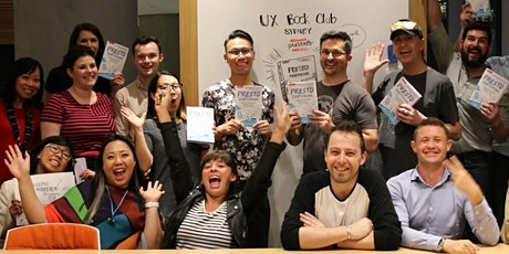 "UX Book Club Sydney - June 2021 - ""Hooked"" tickets"