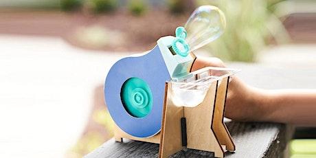 KidLab STEM Science - Bubble Machine Build & Design   (Ages 7+) tickets