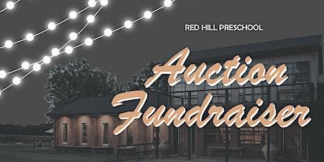 RED HILL PRESCHOOL AUCTION FUNDRAISER tickets