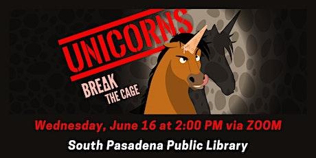 Wonderful Wednesdays - Unicorns: Break the Cage tickets