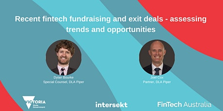 Recent fintech fundraising & exit deals - assessing trends & opportunities tickets