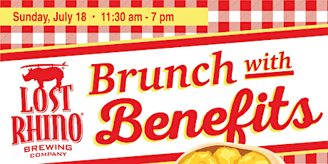 Lost Rhino's Brunch With Benefits - American Foundation for Suicide Prevent tickets