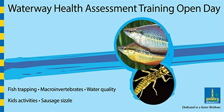 Waterway Health Assessment Training Open Day tickets