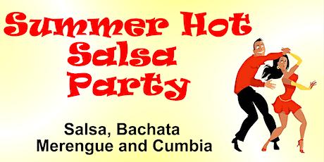 Summer Hot Salsa Dance Party tickets