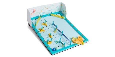 KidsLab STEM Science: Pinball Machine ( Ages 4+) tickets