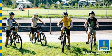 Junior bike riding skills tickets