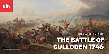 History Talk: The Battle of Culloden 1746 - Nowra Library tickets