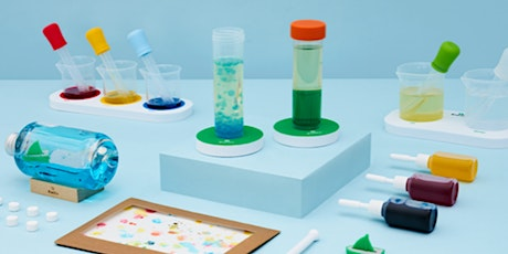 KidsLab STEM Science: Oil & Water Chemistry ( Ages 4+) tickets