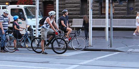 Cycling Infrastructure Training - (Social) Distance Education - August 2021 tickets