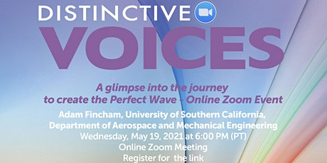 Online Event-A glimpse into the journey to create the Perfect Wave tickets