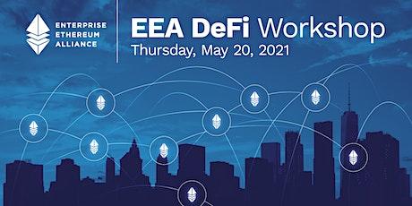 EEA DeFi Workshop – Bringing Definition to an Emerging Innovation tickets