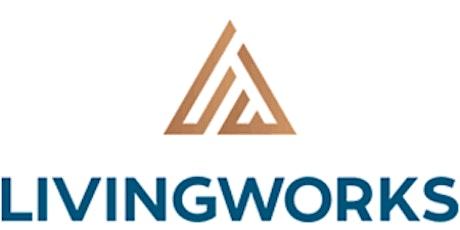 LivingWorks SafeTALK Training tickets